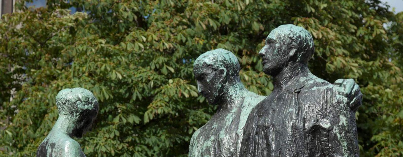 Monument voor alle gevallenen 1940-1945