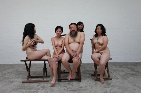 Wong  nackt Wei Wei Wang Wei