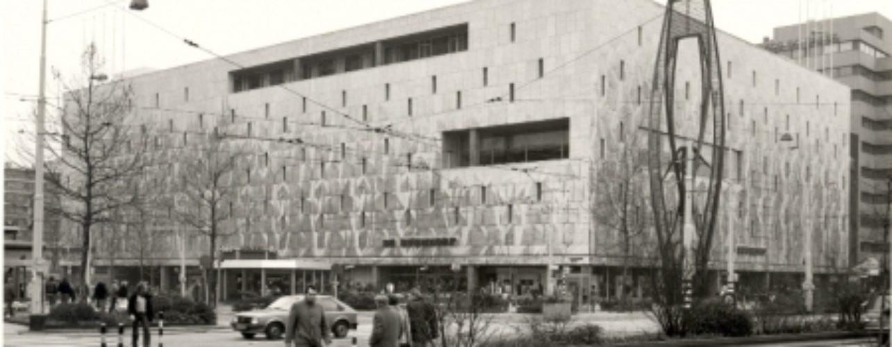 Gabo tevreden over restauratie | 1961